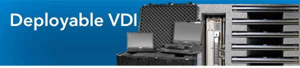 Deployable VDI
