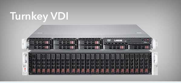Turnkey VDI